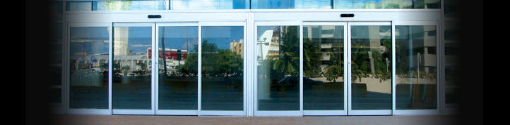 Cleveland horton sliding door systems commercial dock and door sliding systems revolving doors planetlyrics Gallery