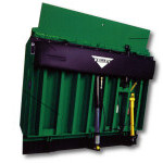 Kelley Vertical Storing Dockleveler